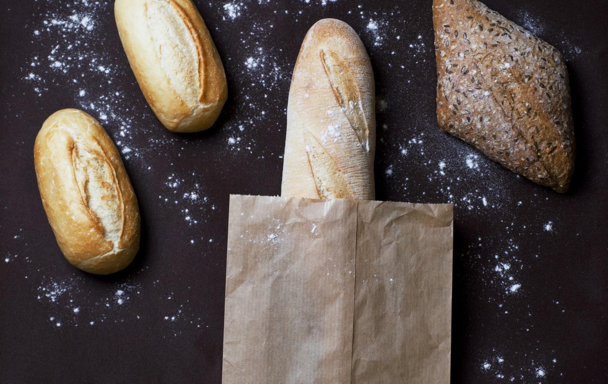 Pieczywo pakowane, bułki, chleby najwyższa jakość